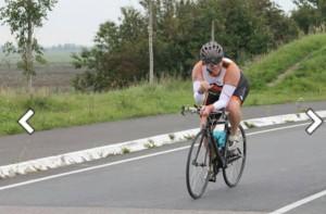 201509_Arie Almere fietsen