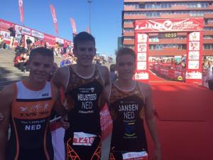 201509_Joey Almere podium