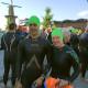 201509 Branders zwemtocht Yvonne en Ed