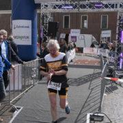 201605 Woerden finish Yvonne Hijdra